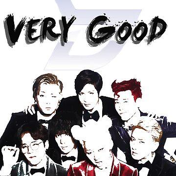 [K-POP DESIGNS] VERY GOOD - BLOCK B  by MLNINJA94