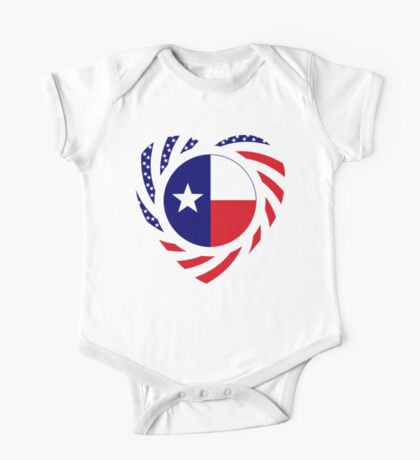 Texan American Murican Patriot Flag Series 2.0 Kids Clothes