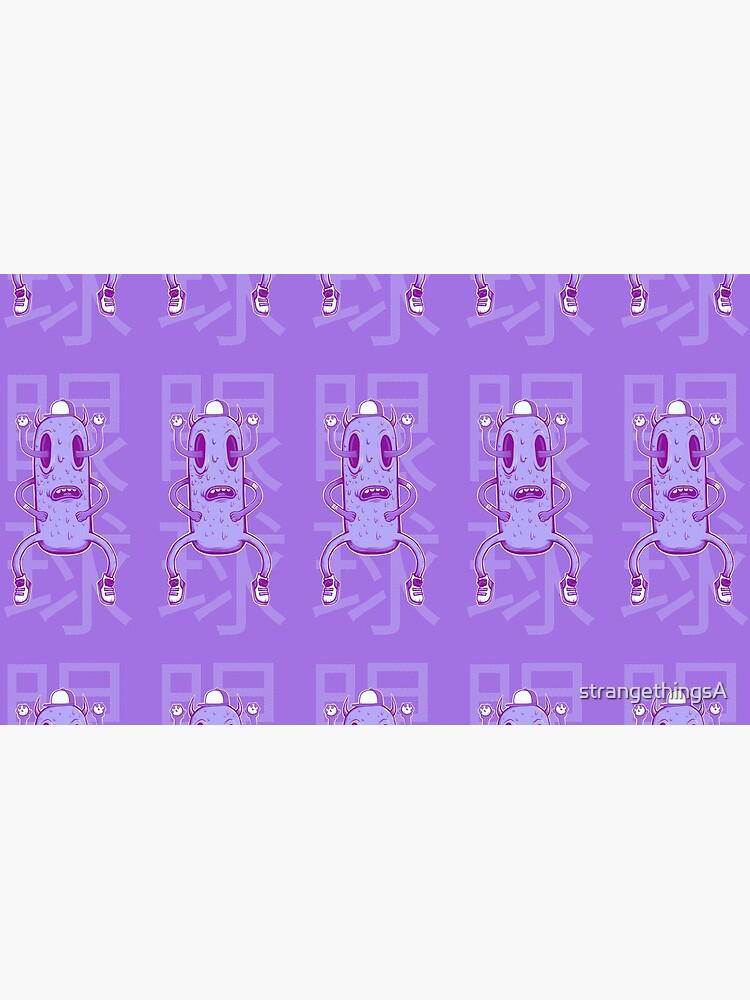 Copy of Purple People  by strangethingsA