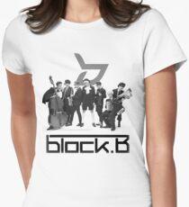 Block B Women's Fitted T-Shirt