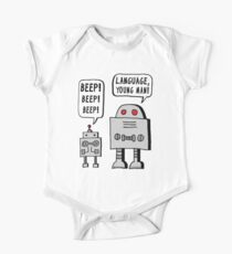 Beeping Robot Kids Clothes