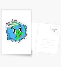 Jeder Tag ist Erdtag! Postkarten