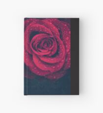 The Rose Hardcover Journal