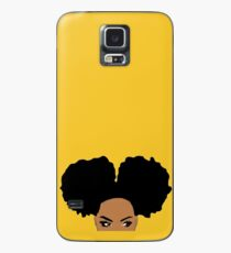 Two puff Case/Skin for Samsung Galaxy