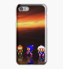 Super Bomberman pixel art iPhone Case/Skin