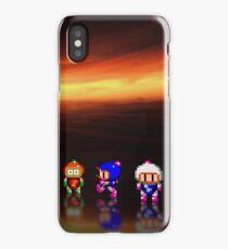 Super Bomberman pixel art iPhone Case/Skin