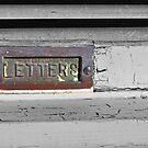 The Forgotten Letterbox by Jen Waltmon