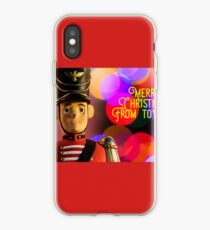 Merry Christmas from toyland, t-shirt iPhone Case