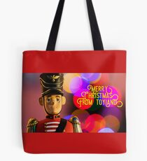 Merry Christmas from toyland, t-shirt Tote Bag