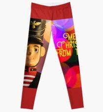 Merry Christmas from toyland, t-shirt Leggings