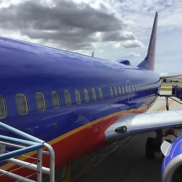 Southwest Airplanes by lyoung403b