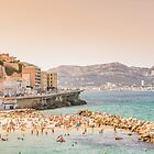 Marseille - Beach by Vivienne Gucwa
