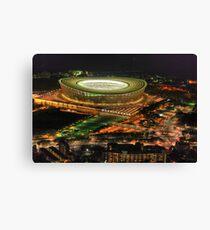 Cape Town Stadium Canvas Print