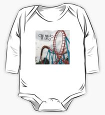 The Rolls of Life t-shirt Long Sleeve Baby One-Piece