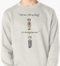 Fool For Love Spike Quote Pullover