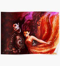 Hades und Persephone Poster