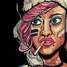 Tank Girl by n3rds