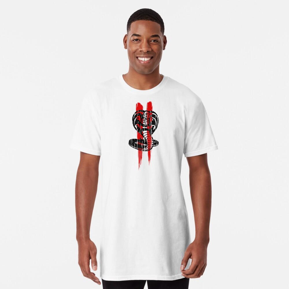Cobra Kai II - rot Longshirt