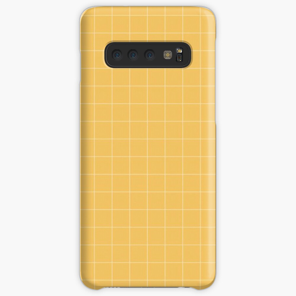 Sunny Grid - Iphone & Galaxy Hüllen Hülle & Klebefolie für Samsung Galaxy