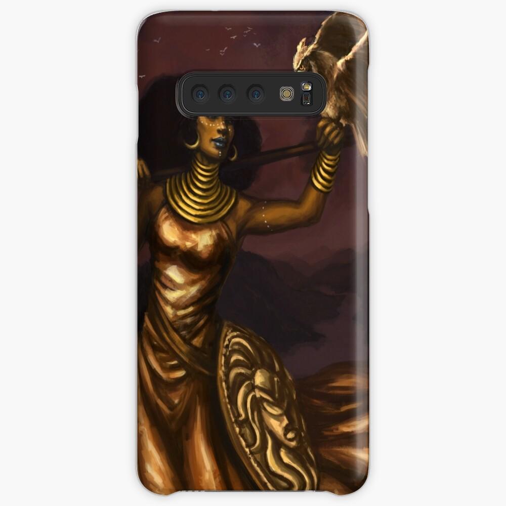 Athena, Göttin der Weisheit Hüllen & Klebefolien für Samsung Galaxy