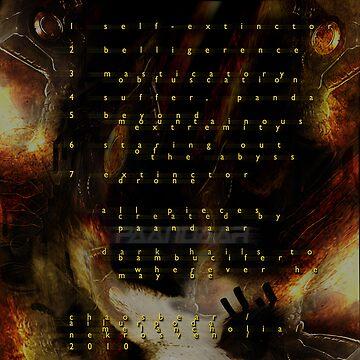 PAANDAAR - BORN AGAIN AS MACHINE (inner)... by IWML