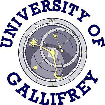 University Of Gallifrey by androzani