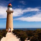 Cape du Couedic Lighthouse by John Wallace