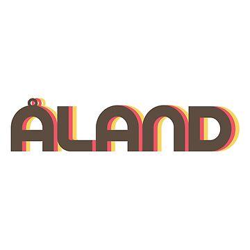 Aland Retro by designkitsch