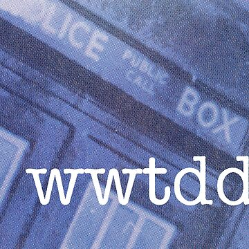 What Would The Doctor Do? by androzani