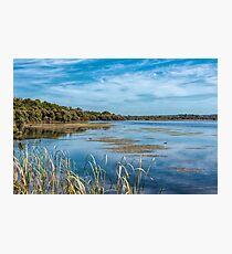 Lake Joondalup, Western Australia Photographic Print