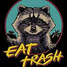Eat Trash by vincenttrinidad