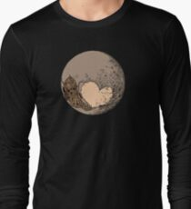 Pluto: With Love from Cthulu Long Sleeve T-Shirt