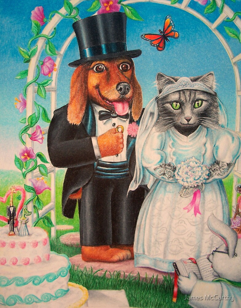 """""""The Wedding"""" by James McCarthy"""