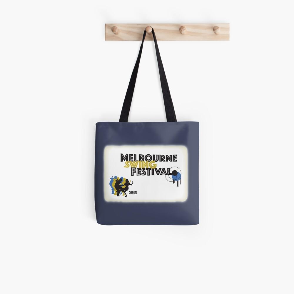 Melbourne Swing Festival 2019 Tote Bag