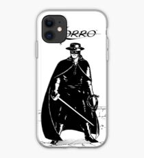 Zorro iPhone Case