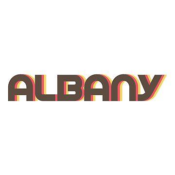 Albany Retro by designkitsch