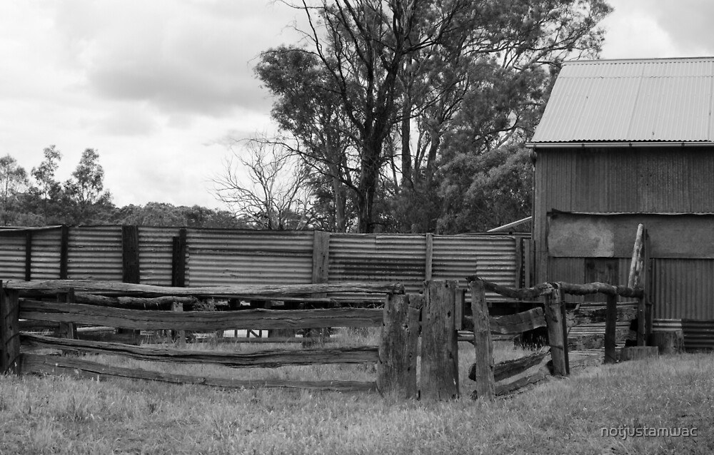 Woolshed by notjustamwac