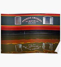 Pennine Cruisers Poster