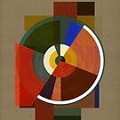 Abstract Deco FIVE by BigFatArts