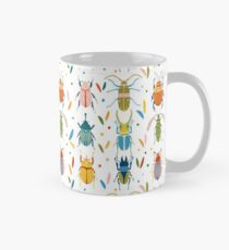 Bunte Käfer Tasse