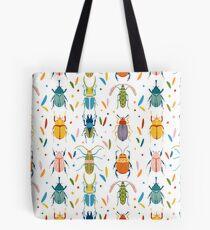 Bolsa de tela Escarabajos de colores