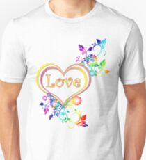 Love in your heart  T-Shirt