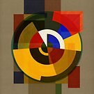 Abstract Deco TWO by BigFatArts
