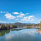 The Pend Oreille at Ione, Washington, USA by Bryan D. Spellman