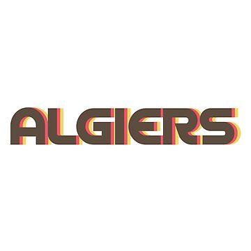 Algiers Retro by designkitsch