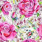 «Rosas en acuarela» de alquimista