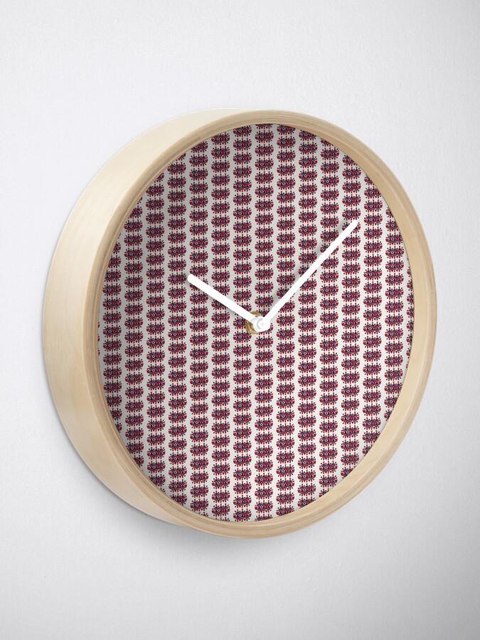 Alternative Ansicht von Patterns  Uhr