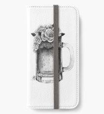 Rose Beer iPhone Wallet/Case/Skin