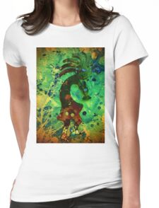 5071 Kokopelli Womens Fitted T-Shirt