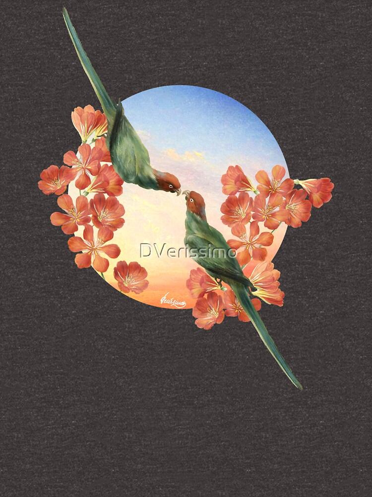 Lover Birds by DVerissimo